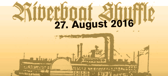 Riverboat Shuffle Biggesee am 27.08.2016